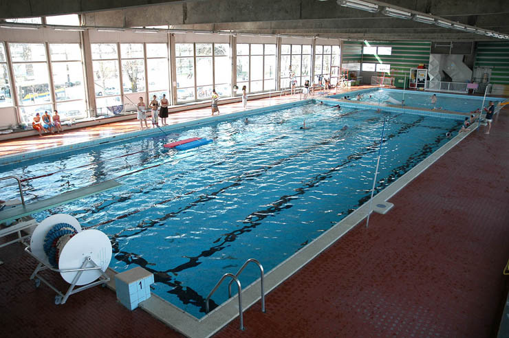 Piscines municipales de grenoble tarif r duit pour les for Piscine simulator flex