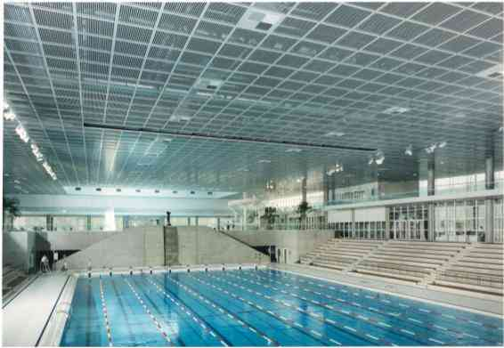 Toutes les piscines de montpellier tarif r duit pour les for Alfred nakache piscine