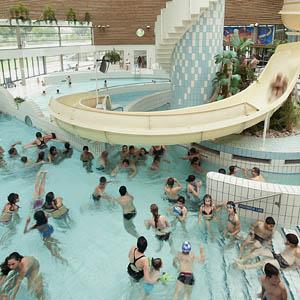 Toutes les piscines de nantes tarif r duit pour les - Horaires piscine petite amazonie ...