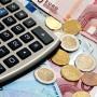 euro et calculatrice