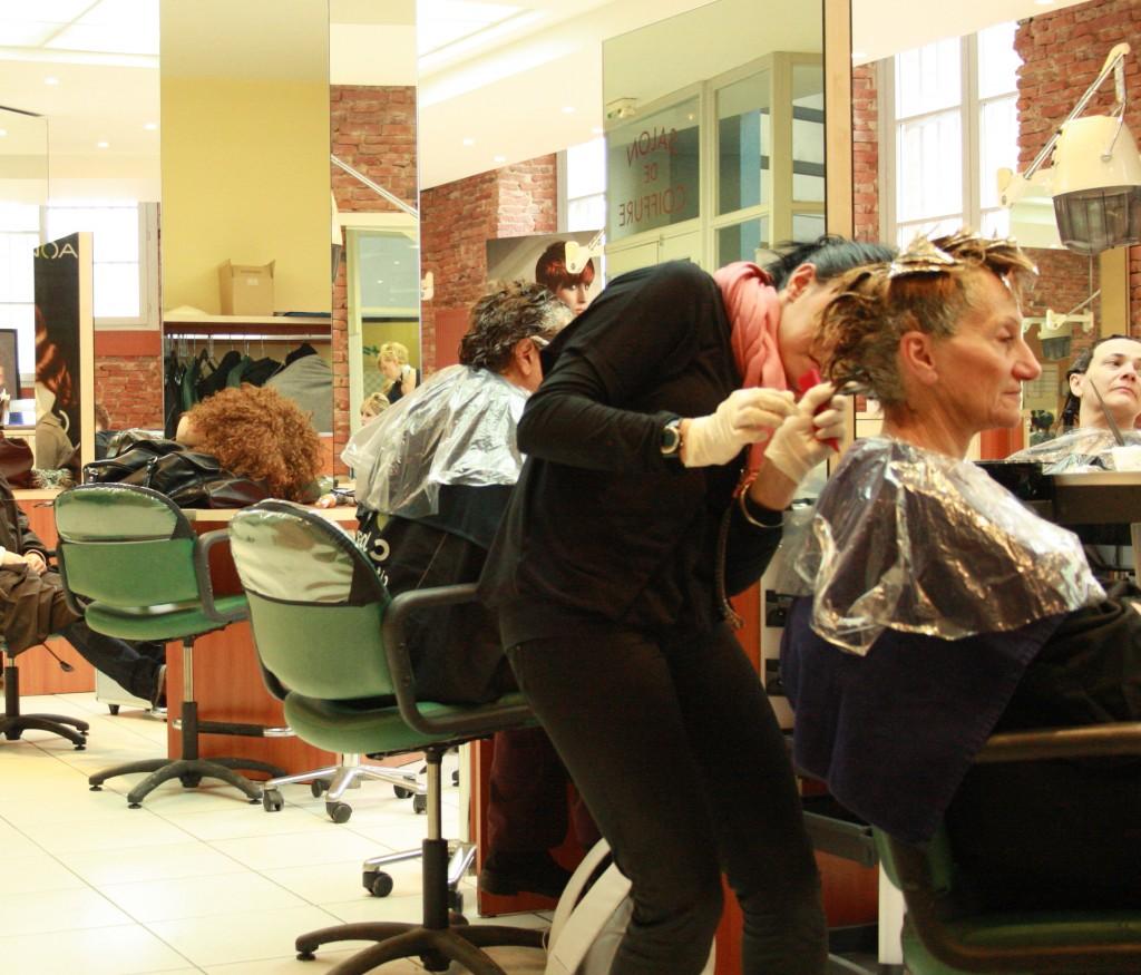 Coiffeur pas cher toulouse au cfa jasmin pour les for Salon de coiffure toulouse pas cher