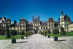 visite chateau de fontainebleau gratuit